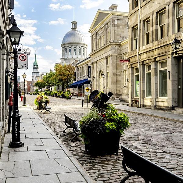 Visita a Montreal en viaje a Canadá