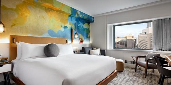 Hotel Fairmont Queen Elizabeth en Montreal