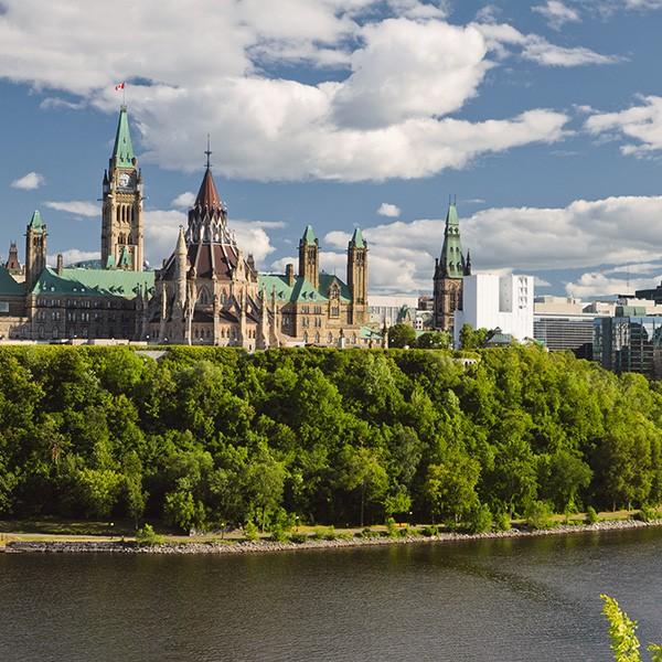 Ottawa fly drive por Canadá Este