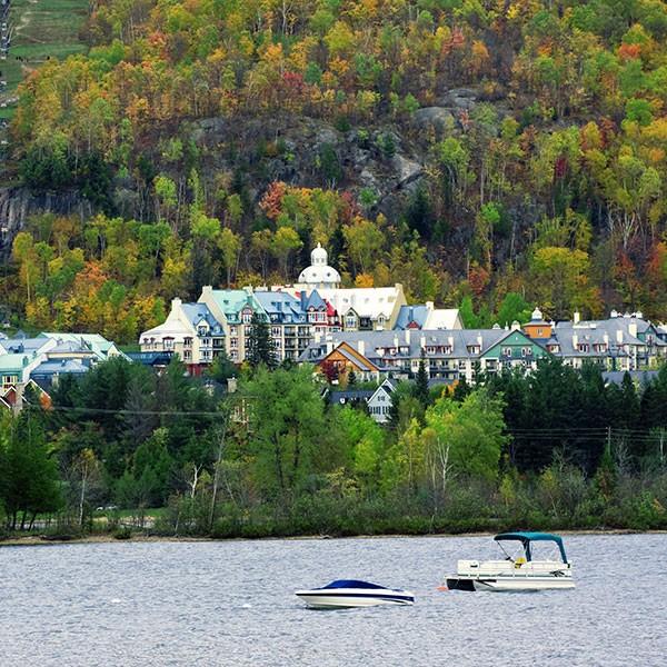 Mont Tremblant Canadá costa este