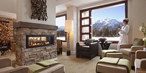 Hotel de lujo Fairmont Jasper Park Lodge 5 estrellas