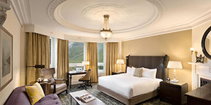 Hotel de lujo Fairmont Banff Springs 5 estrellas