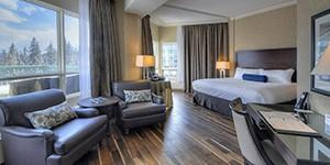 Hotel de lujo Rimrock Resort 4 estrellas en Banff