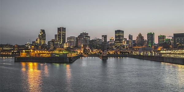Crucero panorámico por Montreal Canadá Este