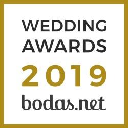 Wedding Awards 2019 a la mejor agencia de viajes de novios a medida