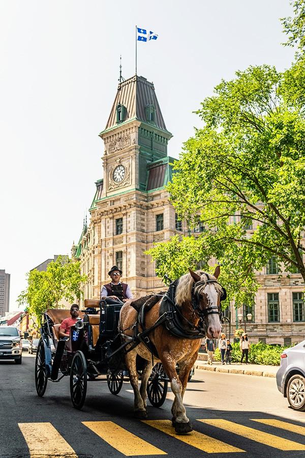 Viaje a Canadá Este y Quebec