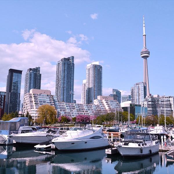 Toronto en el Circuito Canadá Este