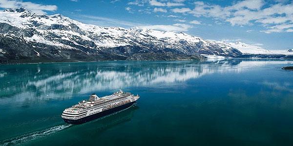 Crucero por Alaska y Canadá desde Vancouver