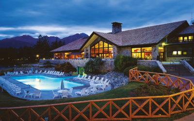 Hoteles de lujo en las Rocosas