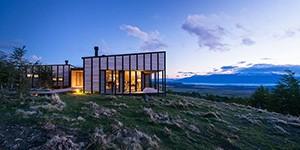 Hotel 5 estrellas lujo Awasi Patagonia en Torres del Paine