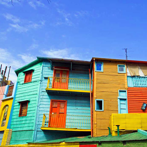 Buenos Aires La Boca, Argentina