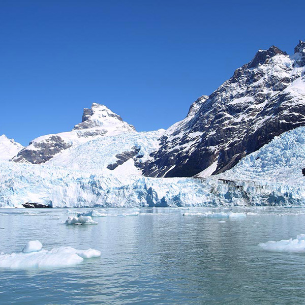Patagonia argentina El Calafate glaciar