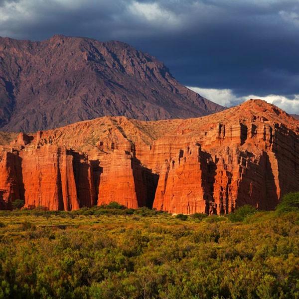 Viaje al norte argentino: Cafayate
