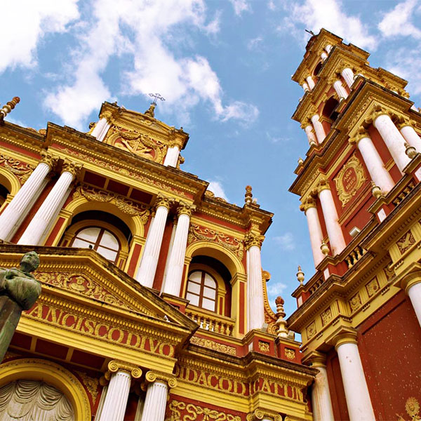 Viaje al norte de Argentina, Chile y Bolivia: Salta