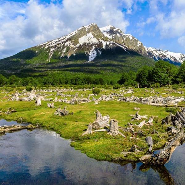 Viaje de aventura en Tierra de Fuego, Argentina
