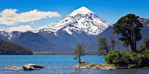 Excursión a San Martín de los Andes desde estancia en Villa La Angostura, Argentina