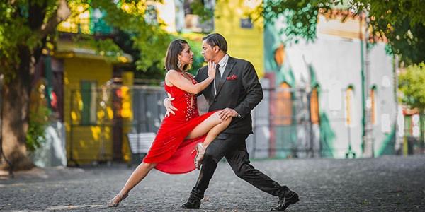 Clase de tango en tu luna de miel en Argentina