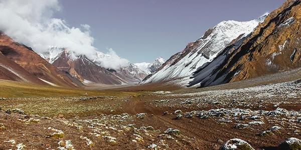 Trekking Aconcagua en Mendoza