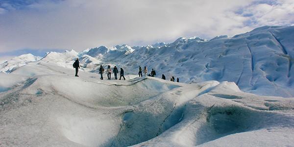 Trekking por el Perito Moreno en tu viaje a Argentina