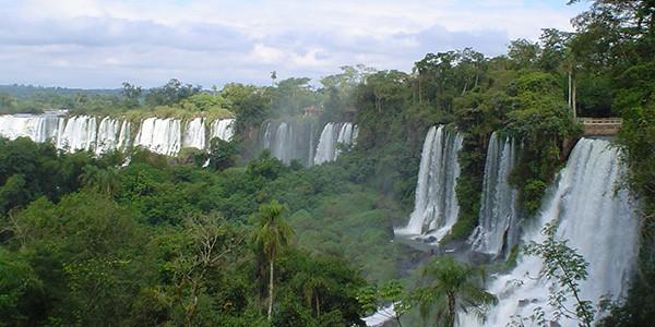 Recorrido por el Parque Nacional de Iguazú en Argentina