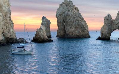 Baja California en velero
