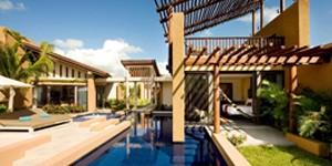 Resort de lujo Banyan Tree Mayakoba en Riviera Maya, México