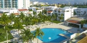 Resort en Cancún para viajar con niños