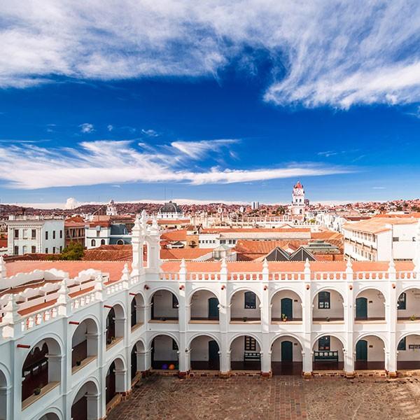 Sucre, Patrimonio Cultural de la Humanidad, Bolivia