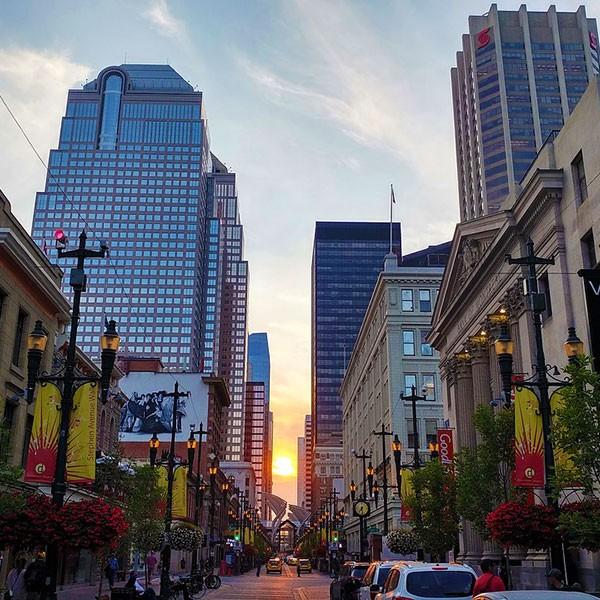 Tiempo libre en Calgary en tu viaje de aventura a Canadá