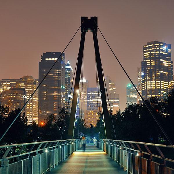 Calgary en Canadá