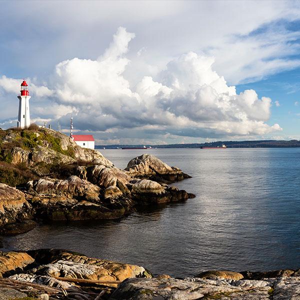 Horseshoe Bay en Canadá