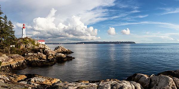 Horseshoe Bay en Canadá, Sea to Sky Highway