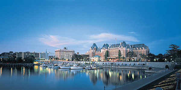 Excursión a Victoria desde Vancouver en viaje a Canadá y Alaska