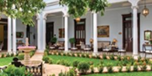 Hotel boutique Casa Azul en Mérida