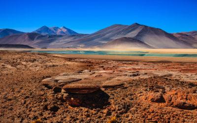 Chile, Bolivia, Perú