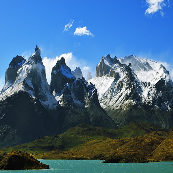 Viaje a la patagonia chilena Torres del Paine