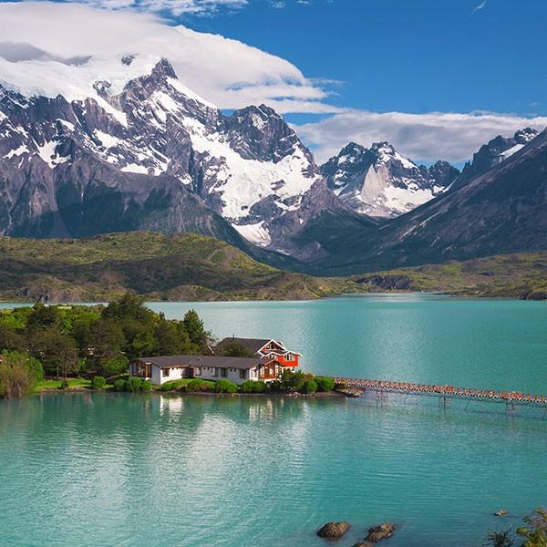 Patagonia chilena, Torres del Paine