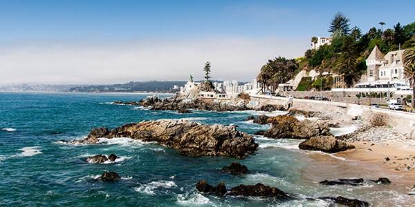 Excursión a Viña del Mar en Chile