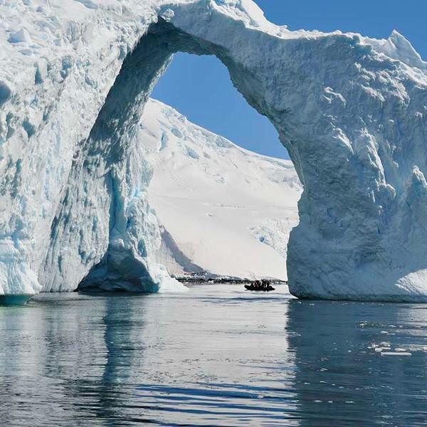 Crucero por la Antártida en Antarctica XXI