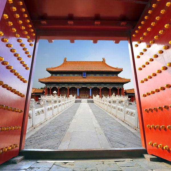 Ciudad Prohibida de Pekín, China