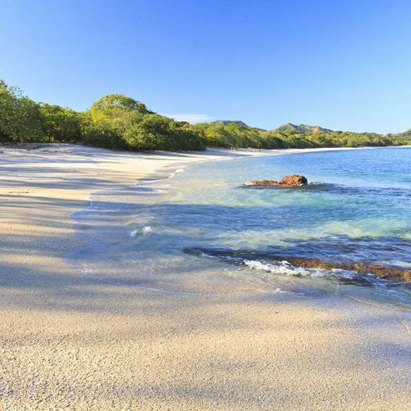 Playas de Guacanaste, para relajarse en familia en Costa Rica