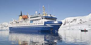 Antarctica xxi, Crucero exclusivo