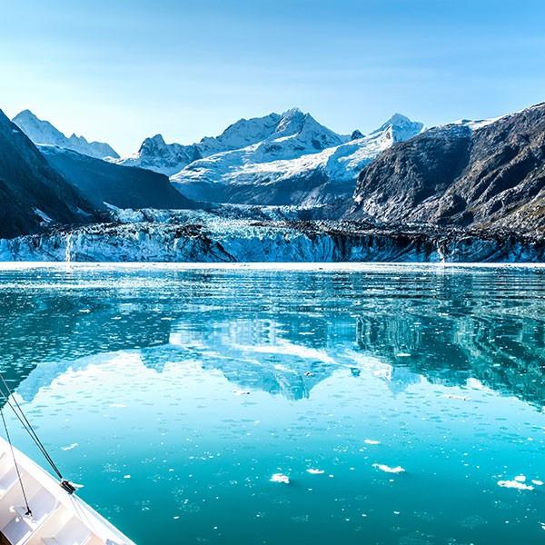 Crucero por Alaska Glacier Bay