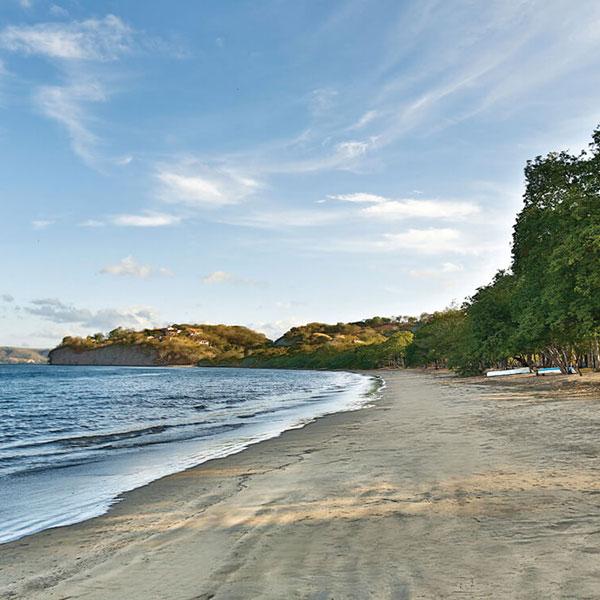 Playa El Golfo de Papagayo, Hotel El Mangroove Costa Rica