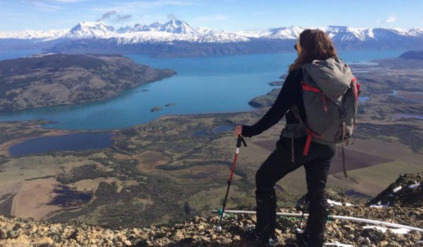Caminata a Cerro Castillo, desde el Hotel Explora Patagonia, sur de Chile