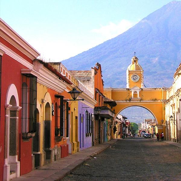 La Antigua, parada en el viaje Guatemala al completo