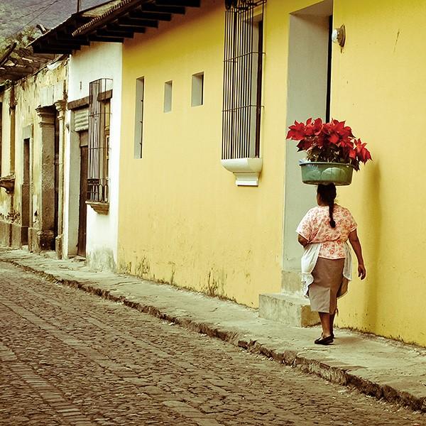 La Antigua, Patrimonio de la Humanidad, Guatemala