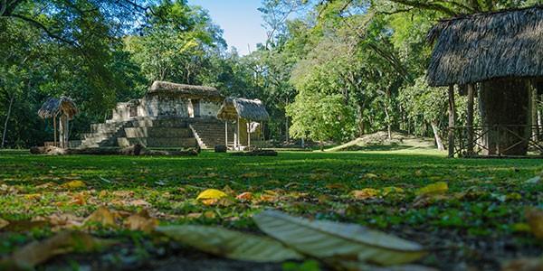 Ruinas Mayas de Ceibal, Petén, Guatemala, centroamérica