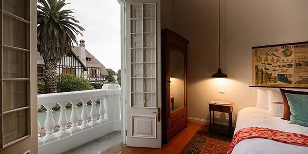Hotel boutique Villa Barranco en Lima