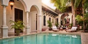 Hotel 5 estrellas Casa Lecanda en Mérida, México